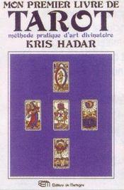 Mon premier livre de tarot - Intérieur - Format classique