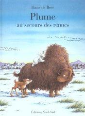 Plume au secours des rennes - Intérieur - Format classique