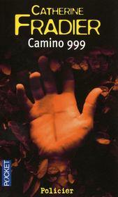 Camino 999 - Couverture - Format classique