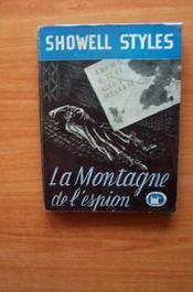 LA TOUR DE LONDRES N ° 7 : LA MONTAGNE DE L'ESPION traitor's mountain - Couverture - Format classique