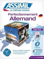 Perfectionnement allemand ; niveau C1 - Couverture - Format classique