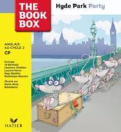 Hyde park party ; CP - Couverture - Format classique