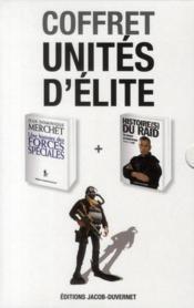 Unités d'élites ; une histoire des forces spéciales - Couverture - Format classique