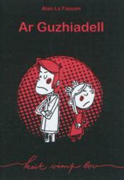 Ar guzhiadell - Couverture - Format classique