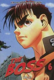 The boss t.6 - Couverture - Format classique