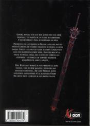 The arms peddler t.4 - 4ème de couverture - Format classique