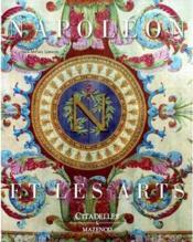 Napoléon et les arts - Couverture - Format classique