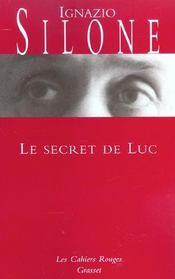 Le Secret De Luc - Intérieur - Format classique