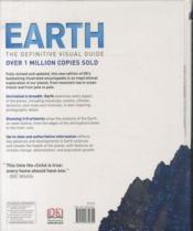 Earth - 4ème de couverture - Format classique