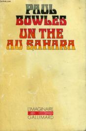 Un The Au Sahara. Collection : L'Imaginaire N° 62 - Couverture - Format classique
