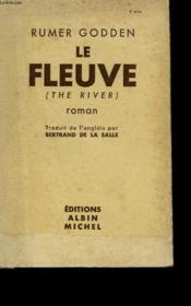 Le Fleuve. - Couverture - Format classique