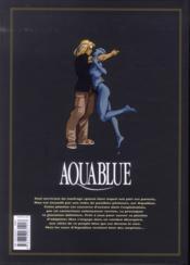 Aquablue ; INTEGRALE VOL.2 ; T.6 ET T.7 ; second cycle ; étoile blanche - 4ème de couverture - Format classique