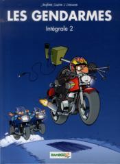 Les gendarmes ; INTEGRALE VOL.2 ; T.3 ET T.4 - Couverture - Format classique