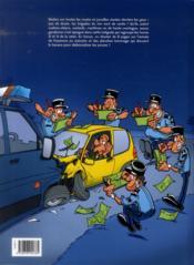 Les gendarmes ; INTEGRALE VOL.2 ; T.3 ET T.4 - 4ème de couverture - Format classique