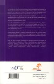 Bioéthique et genre - 4ème de couverture - Format classique
