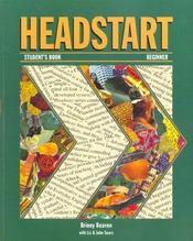 Headstart: Student'S Book - Intérieur - Format classique
