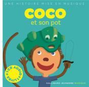 Coco et son pot - Couverture - Format classique