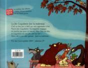 La fée Coquillette fait la maîtresse - 4ème de couverture - Format classique