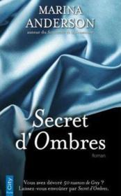 Secrets d'ombres - Couverture - Format classique
