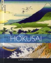 Album Hokusai - Couverture - Format classique
