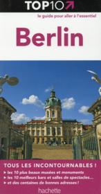 Top 10 ; Berlin - Couverture - Format classique