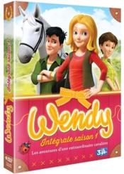 Wendy - Saison 1 - Couverture - Format classique