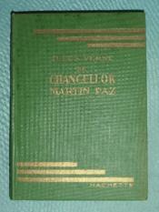 Le Chancelor. Martin Paz. - Couverture - Format classique
