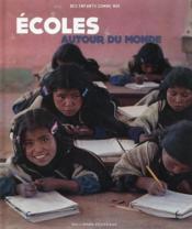 Écoles autour du monde - Couverture - Format classique
