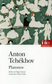 Platonov - Couverture - Format classique