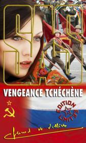 SAS ; vengeance tchétchène - Couverture - Format classique