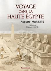 Voyage dans la haute Egypte - Couverture - Format classique