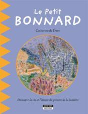 Le petit Bonnard - Couverture - Format classique