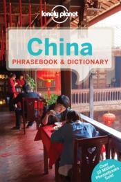China phrasebook & dictionary (2e édition) - Couverture - Format classique