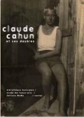 Claude Cahun et ses doubles - Couverture - Format classique