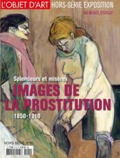 L'objet d'art hs n 91 images de la prostitution septembre 2015 - Couverture - Format classique