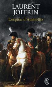 L'espion d'Austerlitz - Couverture - Format classique