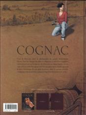 Cognac T.1 ; la part des démons - 4ème de couverture - Format classique