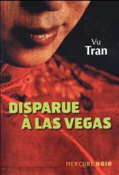 Disparue à Las Vegas - Couverture - Format classique