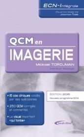 Qcm en imagerie (édition 2016) - Couverture - Format classique