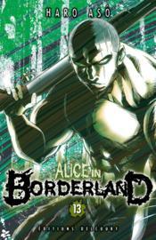 Alice in Borderland T.13 - Couverture - Format classique