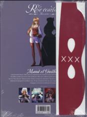La rose écarlate - missions T.4 ; la dame en rouge t.2 - 4ème de couverture - Format classique
