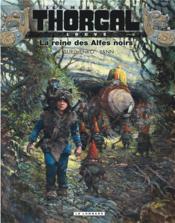 Les mondes de Thorgal - Louve T.6 ; la reine des alfes noirs - Couverture - Format classique
