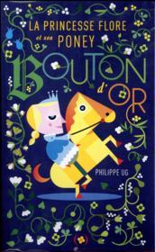 La princesse Flore et son poney Bouton d'Or - Couverture - Format classique