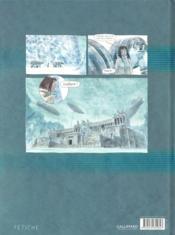Les royaumes du Nord T.3 - 4ème de couverture - Format classique