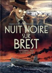 Nuit noire sur Brest - Couverture - Format classique