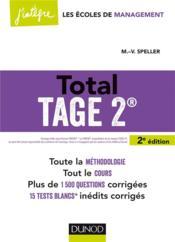 Total tage 2 (2e édition) - Couverture - Format classique