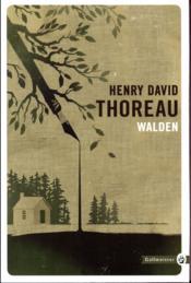 Walden ; nouvelle traduction de Jacques Mailhos - Couverture - Format classique