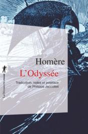L'Odyssée - Couverture - Format classique
