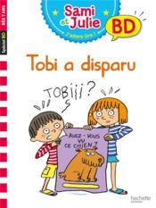 J'apprends avec Sami et Julie ; Tobi a disparu - Couverture - Format classique