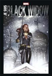 Je suis Black Widow - Couverture - Format classique